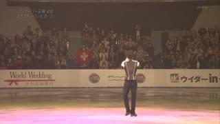 Stephane Lambiel 繧ケ繝�繝輔ぃ繝ウ繝サ繝ゥ繝ウ繝薙お繝シ繝ォ縲�Diamond Ice 2010