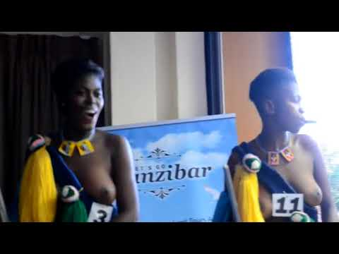 YOUNG GIRLS IN SWAZILAND PROVED TO LOVE THEIR CULTURE (PART 1)