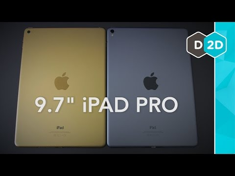 "9.7"" iPad Pro vs. iPad Air 2 - Worth the $150?"