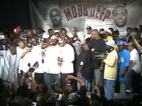 M.O.P. feat Busta Rhymes - Anti Up (live)