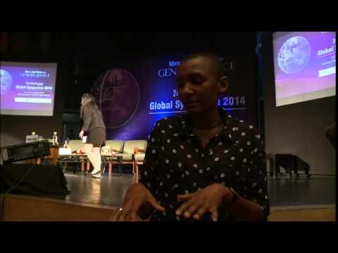 Zethu Matebeni on Men and Boys for Gender Justice at 2nd MenEngage Global Symposium