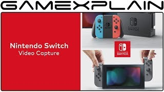 Nintendo Switch - Version 4.0.0 Update Trailer (Video Capture Now Available!)