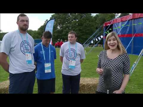 Special Olympics GB 2017 Sheffield - Lauren Hall reports
