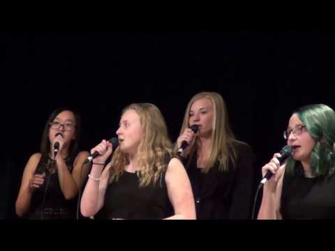 Knights of the Round Table sings Boogie Woogie Bugle Boy at OVF 2017