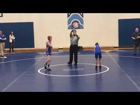 1.24.19 Greensburg jr high at Jennings County middle school