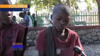 Journal Televise - 26 Novembre 2013 - Planet Haiti