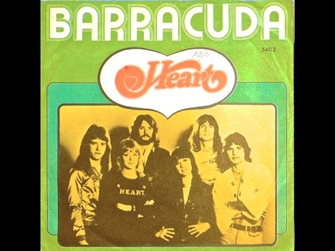 BARRACUDA – HEART with Lyrics (Com Letra Subtitulada)