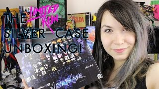 Limited Run Games The Silver Case Unboxing! | Erika Szabo