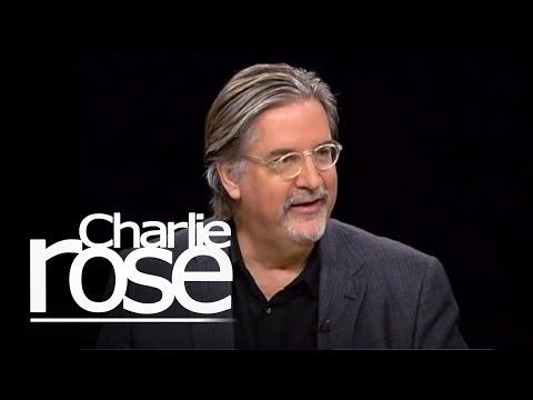 Matt Groening and James L. Brooks Talk with Charlie Rose | Charlie Rose