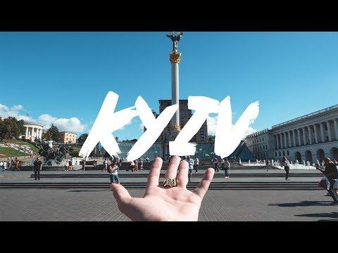 KYIV UKRAINE - THE NEXT BERLIN