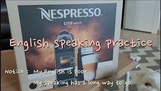 Practice Speaking English : 캡슐…