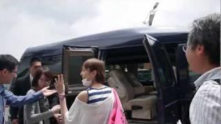 平野綾參加2011漫博會,FAIRY TAIL 魔導少年的露西配音聲優而邀請來台~~ ...