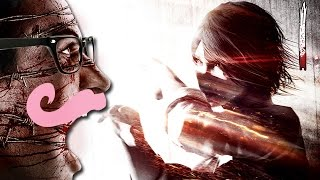NO WEAPONS! GREAT SCARES!! | The Evil Within: The Assignment DLC #1