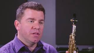 P. Mauriat Le Bravo 200S Intermediate Soprano Saxophone