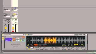 Ableton Live 9 306: 10 Killer Simpler Sampler Tips - 7. Multi-Mode Rack