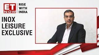Alok Tandon, CEO of Inox Leisure speaks on F&B margins & OTT aggression