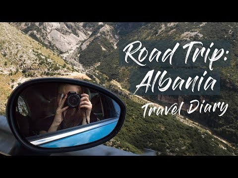 Albania Road Trip // Travel Vlog