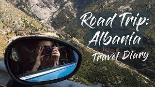 Albania Road Trip // Travel Vlog