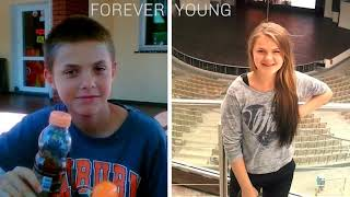 Adrian Karczewski & Pamela Karczewska - Forever Young