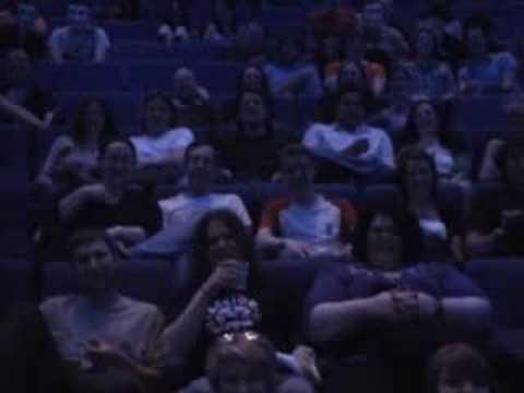 The Bad Film Club Messge to Jenny McShane