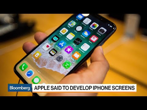 Apple Said to Have Secret Display Manufacturing Facility in California