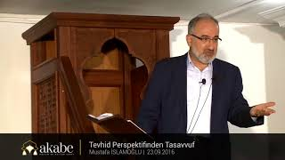 Dünya da oynanan tarikat - tasavvuf oyunu - Mustafa İslamoğlu
