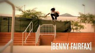 Benny Fairfax Stereo sound agency commercial 2010