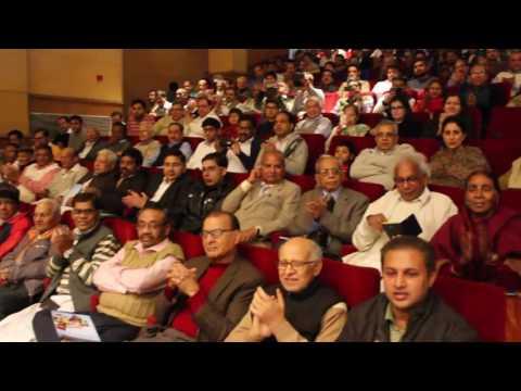 Video Highlights of Talk by Prof. Anil Kumar - SSSIC New Delhi - 18 Dec '16