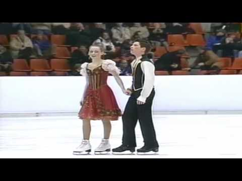 Tessa Virtue & Scott Moir - Junior Worlds 2004 FD
