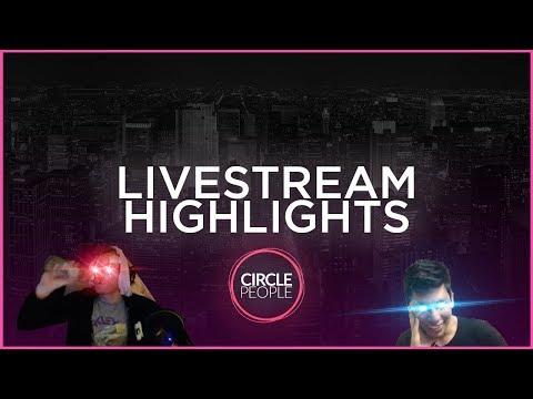 osu! Livestream Highlights | Karthy 1000pp Choke?! Idke Halcyon HR! Poland OWC Dropout Reactions!
