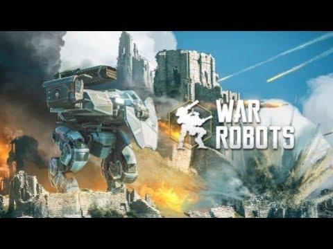 Giant robots and Big guns |wwr
