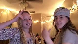 I do her makeup blindfolded