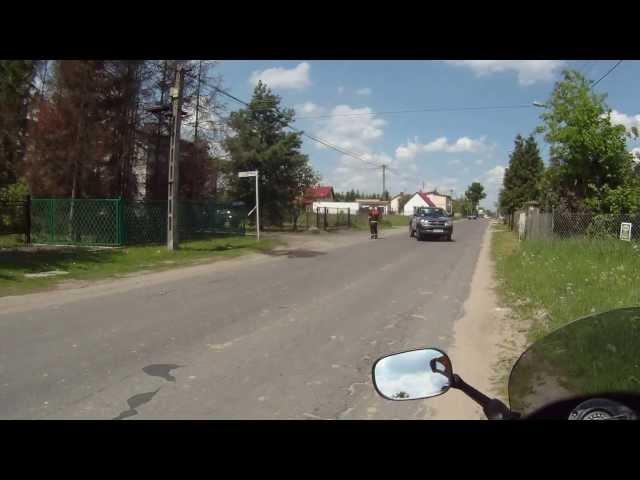 Mazovia mtb marathon Piaseczno 19.05.2013