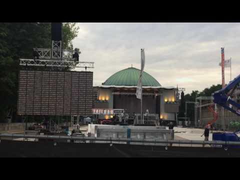 Kraftwerk Düsseldorf 1.7.2017 Tour de France