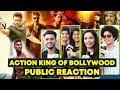 Who Is The ACTION KING Of Bollywood | Salman, Tiger Shroff, Shahrukh, Akshay, Ajay Devgn