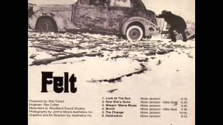 Felt - Look At The Sun (1971)