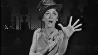 Barbara Heller--Born in a Bunk, Judy Garland Impression