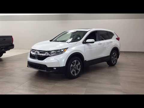 2019 Honda CR-V EX-L AWD Review