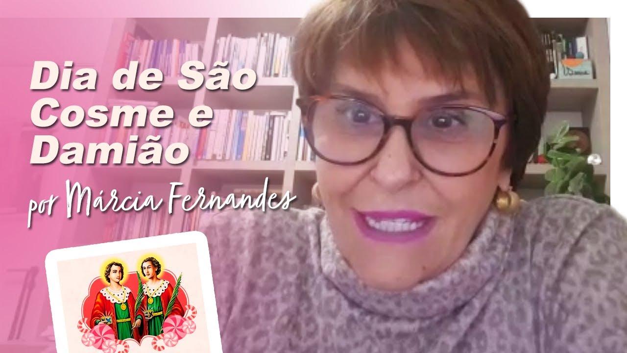 27 de Setembro - Dia de São Cosme e Damião, por Márcia Fernandes