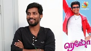 Interview: Remo Director responds to Tootsie Copy Rumors    Bhagyaraj, Editor Ruben   Making
