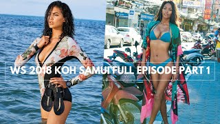 World Swimsuit 2018 Koh Samui full episode part 1| WorldSwimsuit.com