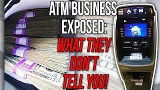 YOU WILL THINK TWICE ABOUT STARTING AN ATM BUSINESS AFTER WATCHING THIS!