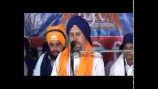 HEAD GRANTHI JI TAKHT SHRI KESGARH SAHIB JI KIRTAN DARBAR GANESHPUR BHARTA