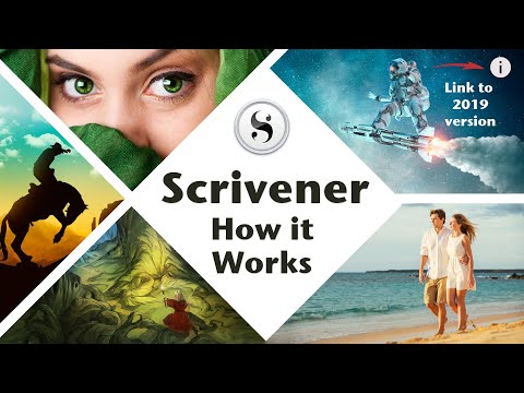 Scrivener: A Quick Review of How it Works and Some of its Coolest features.