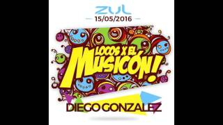 diego gonzalez promo mix locos x el musicn 15 05 2016 zul