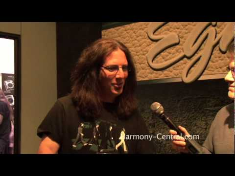 Ty Tabor at Egnater Amps Winter NAMM 2010