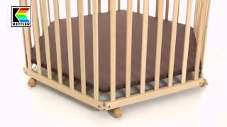 видео Детские манежи: купить манежи недорого, большой детский манеж-кровать