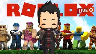 Roblox by request... this round's on you | Roblox Live Stream