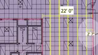 how to layout a suspended ceiling advanced