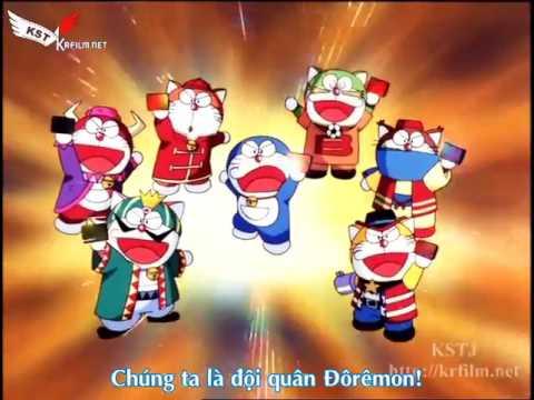 Doi quan doreamon Doraemon ngoai truyen,vietsud
